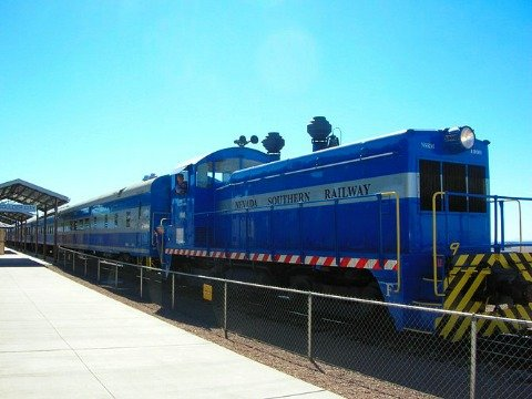 Southern Nevada Rail Road Museum