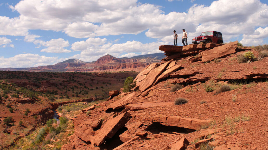 Capitol Reef Country